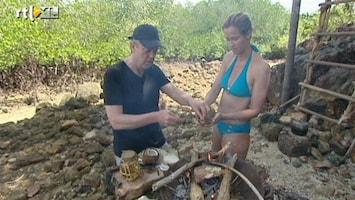 Expeditie Robinson 2010: Refreshed Culinair vuurwerk met poffertjes!