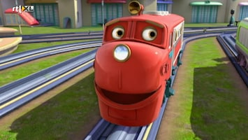 Chuggington Medaille Race - Concentreer Je Wilson