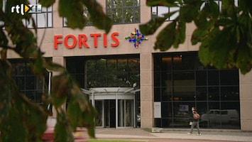 RTL Z Nieuws Gedupeerden Fortis-beleggers vangen bot
