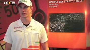 RTL GP: Formule 1 Rondje circuit Singapore