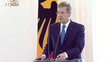 RTL Nieuws Duitse president vertrekt om corruptie