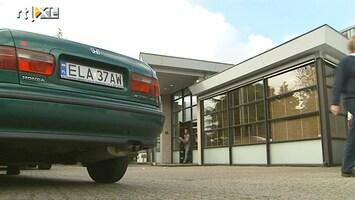 RTL Nieuws Uitkering Oost-Europeanen aangepakt