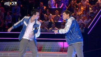 Everybody Dance Now Elastic Double vol emotie