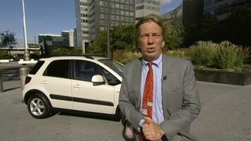 Gek Op Wielen Suzuki SX4