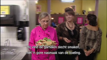 Gordon Ramsay: Oorlog In De Keuken! Revisited (part 1)