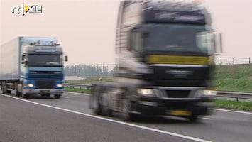 RTL Nieuws VVD: inhaalverbod voor vrachtwagens