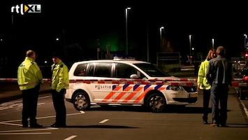 RTL Nieuws Politie schiet casino-overvaller neer