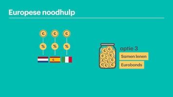 Zuid Europa steun geld miljard euro crisis economie corona coronacisis
