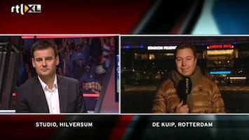 RTL Sport Inside Feyenoord neemt de wedstrijd van morgen serieus