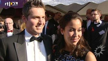 RTL Boulevard Ranomi en Pieter over hun relatie