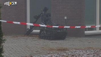 RTL Nieuws Plofkraak bij Rabobank Hoenderloo