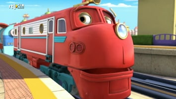 Chuggington - Cool Wilson