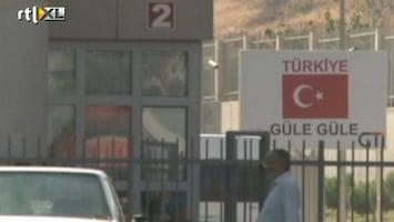 RTL Nieuws Turkije sluit Syrische grens