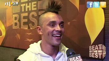 Beat The Best - Backstage Met Jean Passos