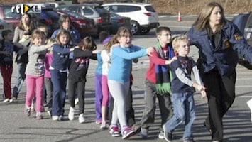 RTL Nieuws 'Zeker 27 doden bij schietpartij basisschool VS'