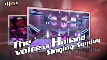 RTL Nieuws Promo TVOH: Singing Sunday