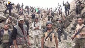 RTL Nieuws Assad: Syrië in staat van oorlog