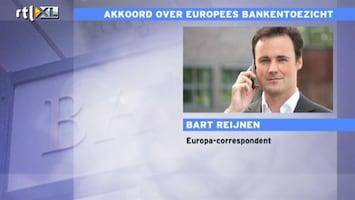 RTL Nieuws 'Bankentoezicht eerste stap op weg naar bankunie'