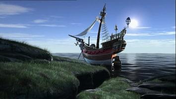 Piet Piraat - Boksen
