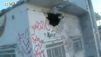 RTL Nieuws VN-waarnemers: zeker 92 doden in stad Syrië