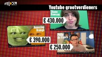 Editie NL Cashen met Youtube