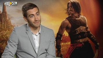 Films & Sterren Jake Gyllenhaal heeft een aanvaring