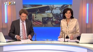 RTL Nieuws Extra uitzending busongeluk (half 5)