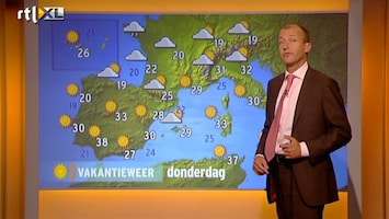 RTL Nieuws Vakantieweer: zinderend heet in Griekenland en Turkije