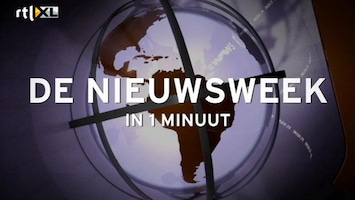 RTL Nieuws De Nieuwsweek in 1 Minuut
