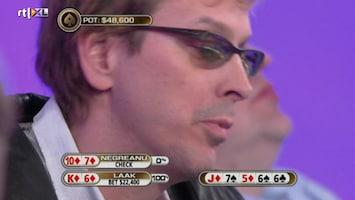 Rtl Poker: European Poker Tour - Uitzending van 28-10-2011