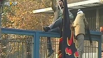 RTL Nieuws Britse ambassade in Teheran bestormd