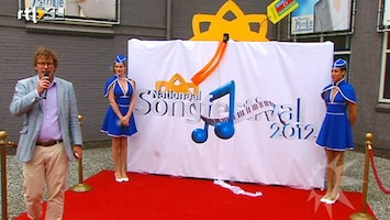 RTL Boulevard Tros wil naar songfestival 2012