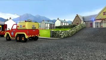 Brandweerman Sam - Raketkoorts