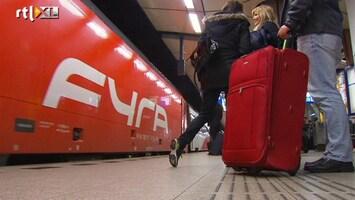 RTL Nieuws Den Haag strijd voor treinverbinding met Brussel