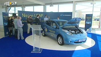RTL Autowereld Nissan LEAF