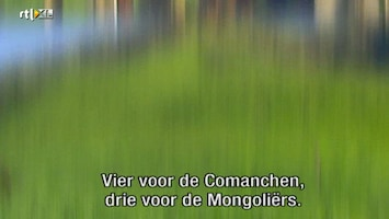 Deadliest Warrior - Comanche Vs Mongol