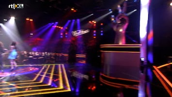 The Voice Of Holland - Uitzending van 21-01-2011
