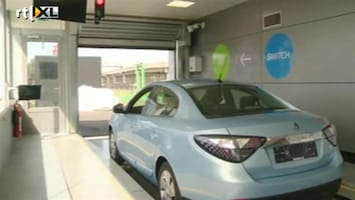 Editie NL 2030: alle auto's zuinig