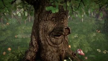 Sprookjesboom Een echte vriend