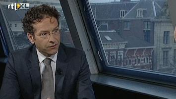 RTL Nieuws Dijsselbloem: Geen onderzoek naar ondergang SNS Reaal