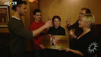 RTL Boulevard Goud voor Verliefd op Ibiza!