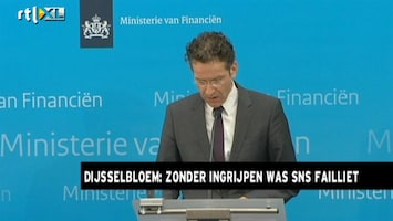 Editie NL Redding SNS Reaal kost overheid 3,7 miljard euro