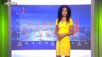 RTL Weer Buienradar Update 03 juli 2013 10:00 uur
