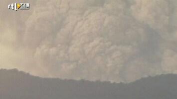 RTL Nieuws Steeds meer overlast door vulkaan Chili