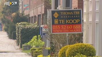 RTL Nieuws Huizenmarkt lijkt weer op te leven