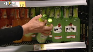 RTL Nieuws Kamer: alcoholgrens van 16 naar 18 jaar