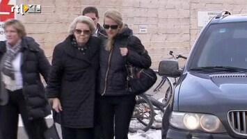 RTL Nieuws Koningin en Mabel weer in ziekenhuis