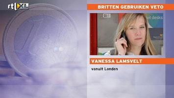 RTL Nieuws 'Cameron weigerde politieke zelfmoord te plegen'