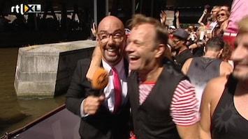 RTL Boulevard Een impressie van de Gay Pride met Maik de Boer
