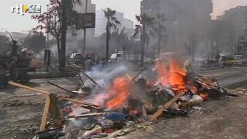 RTL Nieuws Wereld bezorgd en boos om situatie Egypte